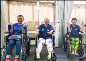 Hari Kanker Sedunia 2019 di daerah_2