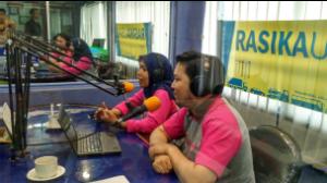Hari Kanker Sedunia 2018 di daerah 5