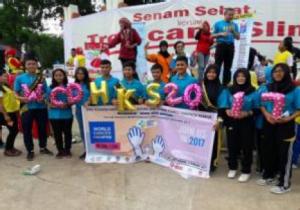 Hari Kanker Sedunia 2017 (daerah)
